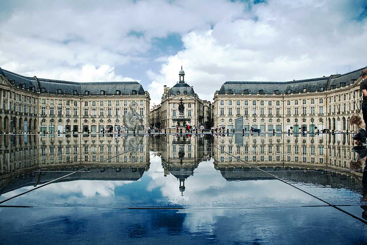 Visitez la ville de Bordeaux, à moins d'une heure du château