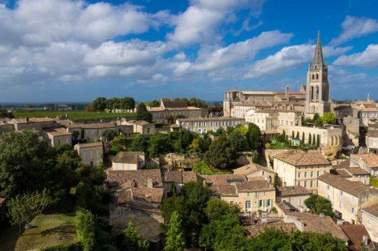 Excursion Dans Les Vignobles & Saint-Emilion