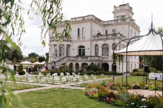 Château Mader : Cadre Idéal Pour Une Cérémonie Laïque